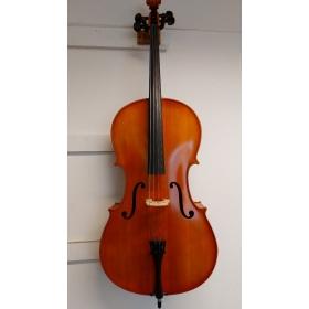 Hidersine Vivente 3/4 Cello Outfit- B-Grade Stock- CL1217