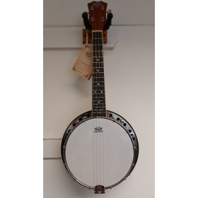 Barnes & Mullins Banjo Ukulele- B-Grade Stock-CL1221
