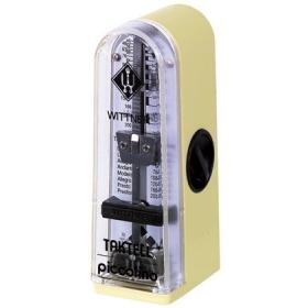 Wittner Metronome. Taktell Piccolino. Ivory White