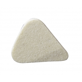 Ukulele Plectrum - Felt Pick - Pear