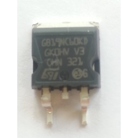 IGBT N-CHANNEL 600V 20A