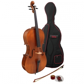 Hidersine Vivente 3/4 Cello Outfit