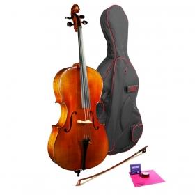 Hidersine Cello Veracini 4/4 Outfit