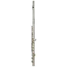 Trevor James Privilege Flute - Traditional Lip - Silver Lip & Riser