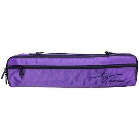 Trevor James Flute Bag - Purple