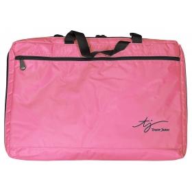 Trevor James Briefcase - Dark Pink