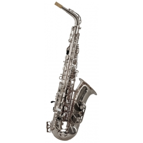 Trevor James Horn Classic II Alto Sax Outfit - Silver Plated