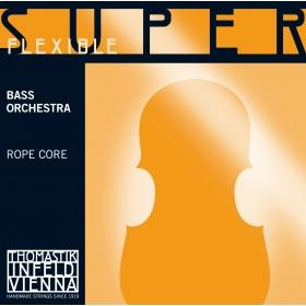 Superflexible Double Bass String SOLO E. Chrome Wound 4/4