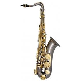 Trevor James Horn Classic II Tenor Sax Outfit - Black. Gold Keys
