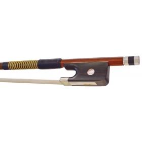Hidersine Cello Bow 1/2 size Brazilwood Octagonal Student