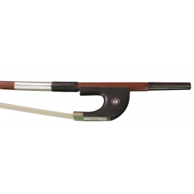 Hidersine Double Bass Bow 3/4 Brazilwood - German Style