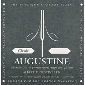 Augustine Black Label B Classical Guitar String
