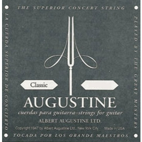 Augustine Black Label A Classical Guitar String