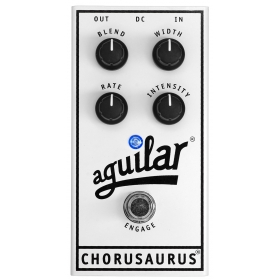 Aguilar Effects Pedal Chorusaurus Bass Chorus