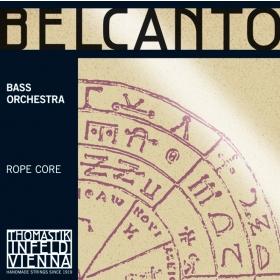 Belcanto Double Bass String C Extension