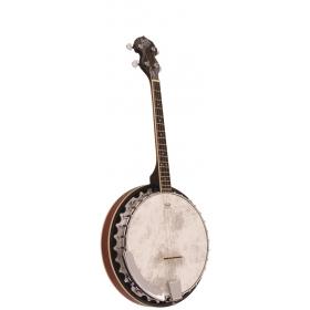 Barnes & Mullins Perfect Irish-Gaelic 4-String Tenor Banjo