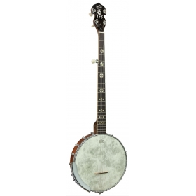 Barnes & Mullins Albert 5-String Banjo Open Back