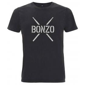 John Bonham T-Shirt Large - Bonzo Stencil
