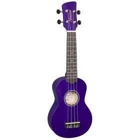 Brunswick Soprano Ukulele Purple
