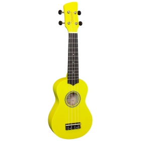 Brunswick Soprano Ukulele Yellow