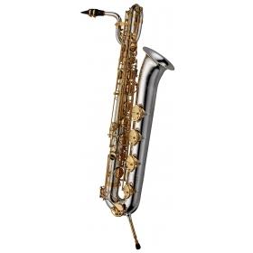 Yanagisawa Baritone Sax Elite - Solid Silver Neck & Body - Bronze Silverplated Bell
