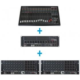 Crest Audio Tactus - Bundle 2 - 64 + 8 Channel System