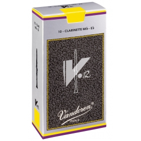 Vandoren Eb Clarinet Reeds 2.5 V12 (10 BOX)