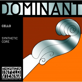 Dominant Cello String G. Chrome Wound. 1/8
