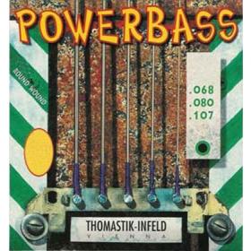 Thomastik Power Bass SET. 4 String