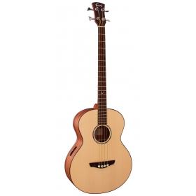 Faith Titan Natural Acoustic Bass Electro