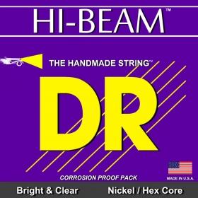 DR Strings Hi-Beam Electric Light & Heavy