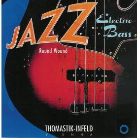 Thomastik Jazz Bass Strings SET Roundwound (short scale) 42-93