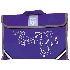 Montford Music Carrier Purple