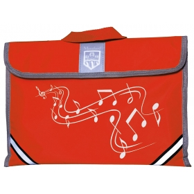 Montford Music Carrier Red