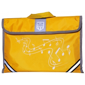 Montford Music Carrier Yellow