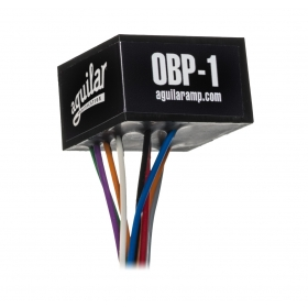 Aguilar OBP-1 Preamp 2 Band Boost - Stacked