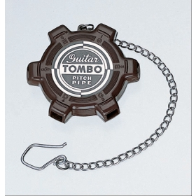 Tombo Pitchpipe for Guitar on Chain