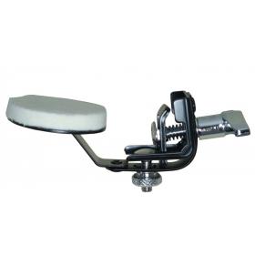 Dixon External Muffler, Round Pad,