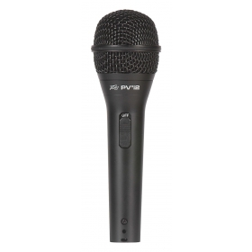 Peavey PVi2 Microphone Jack - Black Finish