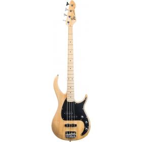 Peavey Milestone Bass Guitar Natural