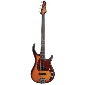 Peavey Milestone Bass Guitar Vintage Burst