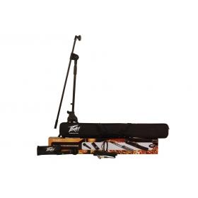 Peavey Microphone & Accessory Pack PVi100 MicrophoneXLR + Stand