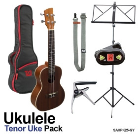 Ukulele Tenor Pack