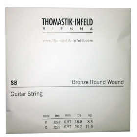 Thomastik Spectrum Bronze String 0.025w