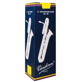 Vandoren Bass Sax Reeds 4 (5 BOX)