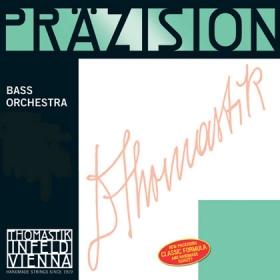 Precision Double Bass E. Chrome Wound 4/4*R