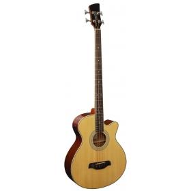 Brunswick Acoustic Bass Natural