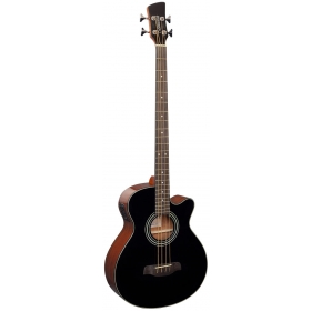 Brunswick Acoustic Bass Black