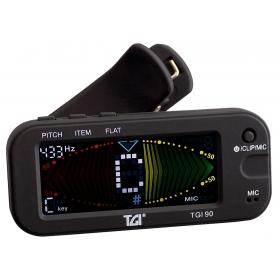 TGI Digital Tuner - Clip On Black