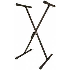 TGI Keyboard Stand. Collapsable. Black